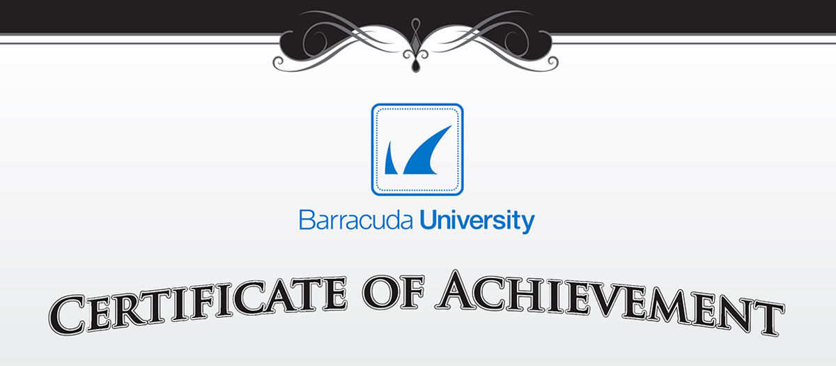 Acordis International gets certified by Barracuda Networks