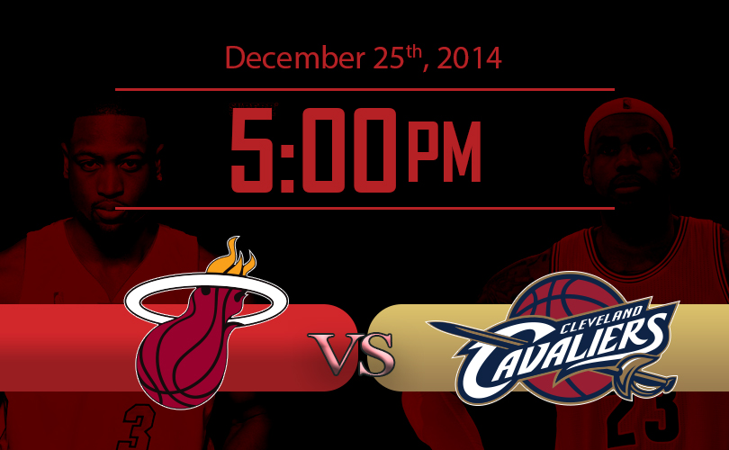 Miami Heat vs Cleveland Cavaliers Game NBA