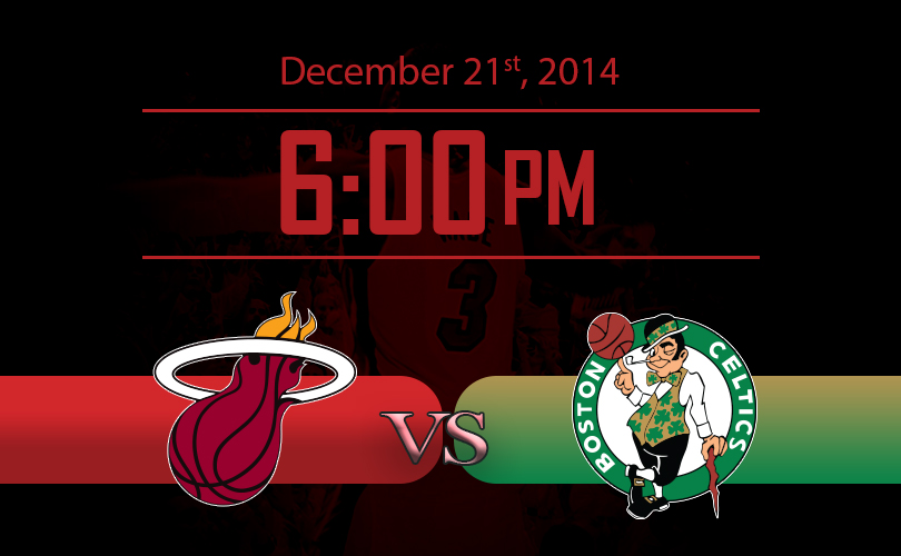 Miami Heat vs Boston Celtics Game NBA
