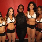 Heat vs Hornets VIP Suite 11-23-14