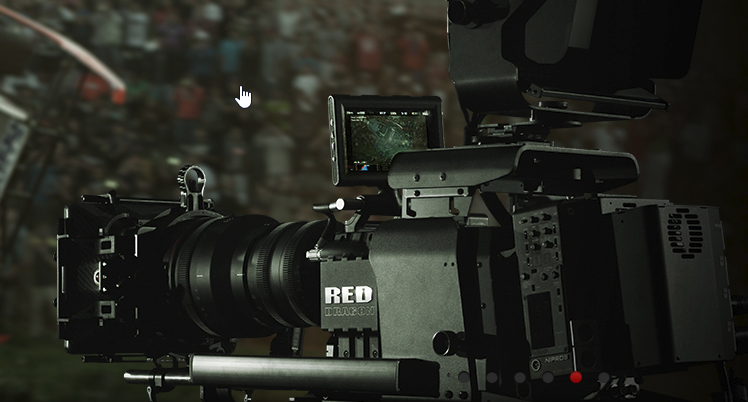 Acordis Authorized Dealer of RED Digital Cinema