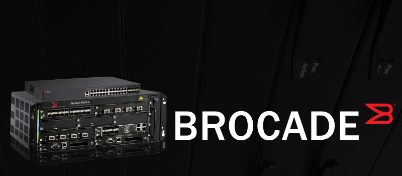 Brocade storage networking and ethernet for business data centers