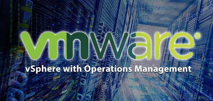 vmware vSphere-with Operation Management Benefits