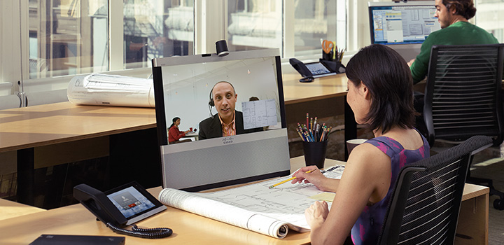 Cisco Collaboration Unified Communicatio - Integrated Architecturen