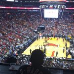 Heat vs Pacers Acordis Suite Night at the AmericanAirlines Arena