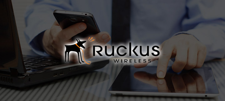 Ruckus Wireless products